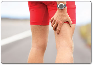 Increase blood flow to speed up healing of your hamstring injury and recovery process.